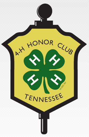 4H Honor Club of Tennessee logo